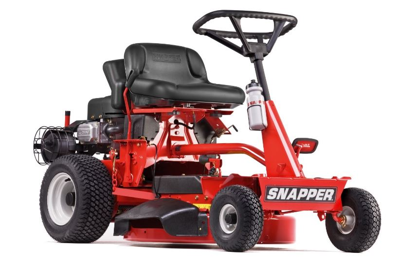Snapper RER100 28″ Rear Engine Petrol Ride-on