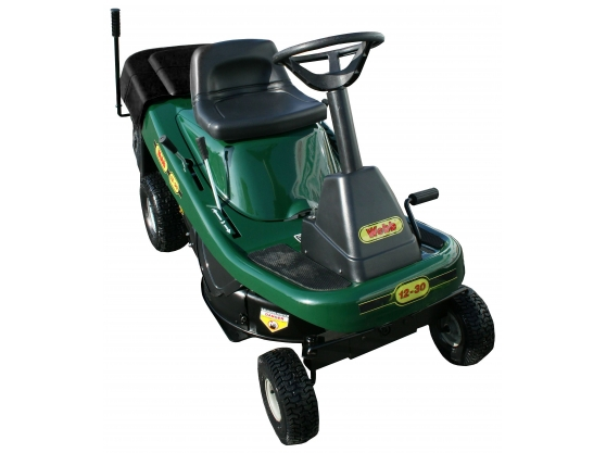 Webb WE12530 Ride on Lawnmower Hydrostatic transmission