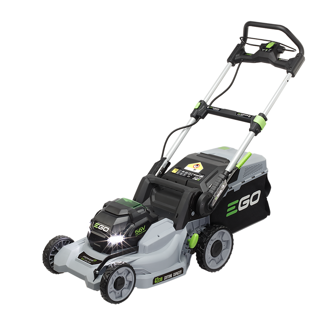 EGO LM1701E Cordless Mower Includes 2.5AH Battery And Standard Charger