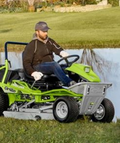 Grillo Ride On Mowers