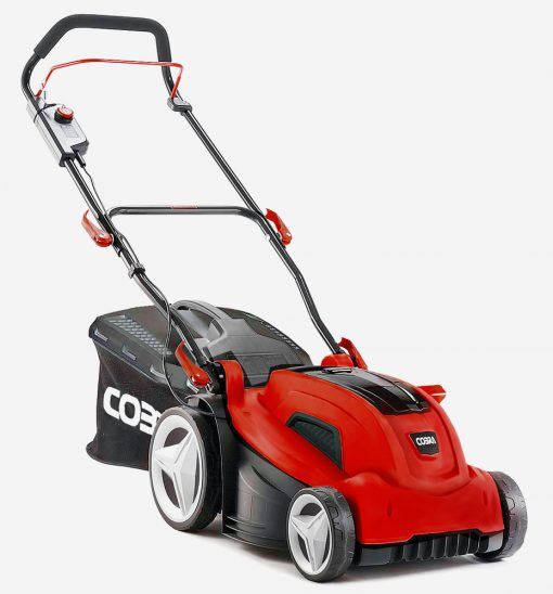 "Cobra MX4340V 17"" / 43cm Cordless Lawnmower"