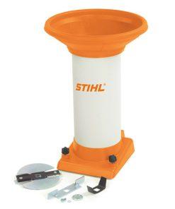 Stihl ATZ 300 – Straight Feed Chute With Cutting System
