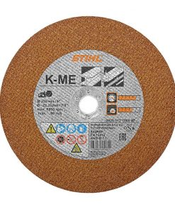 Stihl Abrasive Cutting Wheel - Steel For TSA 230 230 mm / 9 Inch