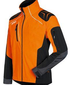 Stihl Advance X-Shell Jacket - Orange / Black