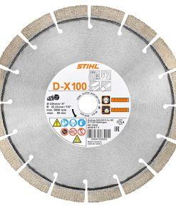 Stihl Diamond Cutting Wheel - Universal Dx100 230 mm / 9 Inch