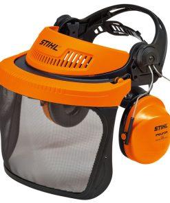Stihl G500 Nylon Mesh Visor For Face & Ear Protection