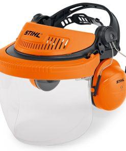 Stihl G500 Pc Plastic Visor For Face & Ear Protection