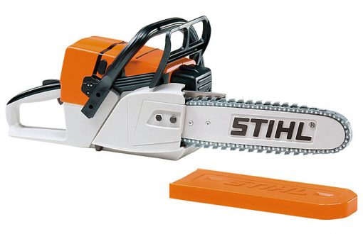 Stihl Kid's Battery-Operated Toy Chainsaw