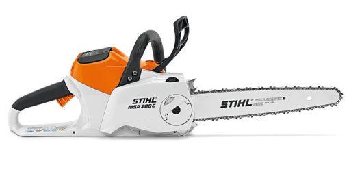 Stihl MSA 200 C-BQ Cordless Chainsaw 14 Inch