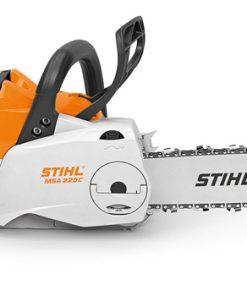 Stihl MSA 220 C-BQ Cordless Chainsaw 14 Inch