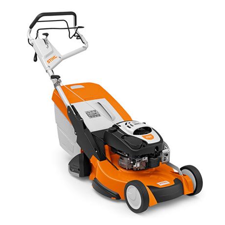 Stihl RM 655 RS Petrol Lawn Mower