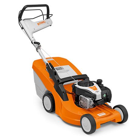 Stihl RM448TC Petrol Lawn Mower