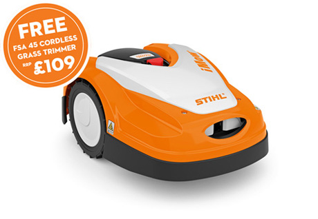 Stihl RMI 422 PC Robotic Lawn Mower