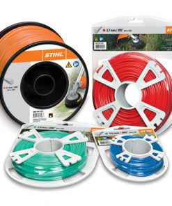 Stihl Round And Quiet Mowing Line (Rolls)