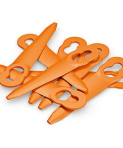 Stihl Set Of Plastic Blades (Eight)