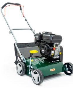 Webb PLS400P Petrol Lawn Scarifier & Raker