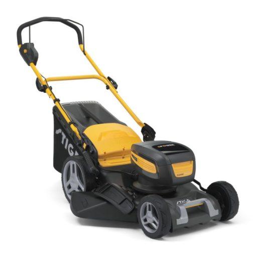 Stiga COMBI 748 Q AE Cordless Lawnmower