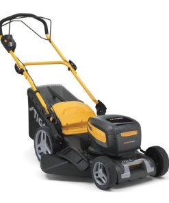 Stiga COMBI 748 SQ AE Cordless Lawnmower