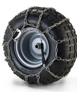 """Mountfield SNOW CHAINS 18"""" For Ride ons"""