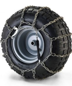 """Mountfield SNOW CHAINS 20"""" For Ride ons"""