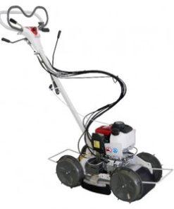 "Orec 12"" Gear Drive Rotary Bank Mower"