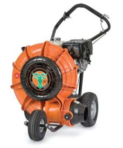 """Billy Goat FORCE BLOWER - 13 HP HONDA; 165 LBS; 5"""" DISCHARGE; SELF-PROPELLED"""