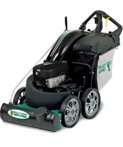 Billy Goat SELF-PROPELLED WHEELED GARDEN VACUUM WITH DUST SOCK
