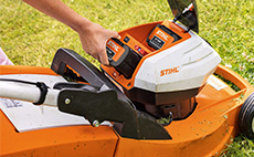Benefits of a cordless lawn mower