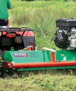 Wessex AF-160 1.6m ATV Flail Mower