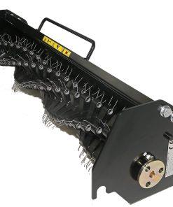 "Allett C34TR 34"" Turf Rake Cartridge (Petrol Machines) - C Range Cartridges"