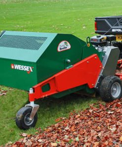 Wessex MTC-120-E 1.2m  Self Powered ATV Sweeper Collector