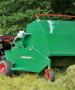 Wessex MTC-120-P 1.2m PTO Driven Trailed Sweeper Collector
