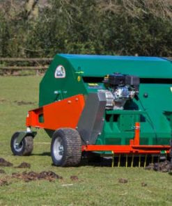 Wessex MTX-120-E Self Powered Dung Beetle Paddock Cleaner