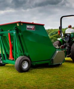 Wessex STC-120 PTO Flail / Sweeper / Scarifier Collector