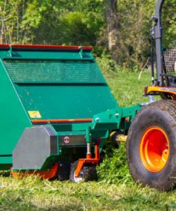 Wessex STC-180 PTO Flail / Sweeper / Scarifier Collector