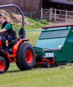 Wessex STX-120 1.2m PTO Driven Paddock Cleaner