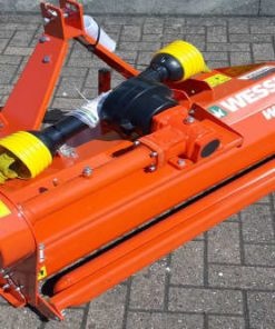 Wessex WFM-125 1.25m Manual Side-Shift PTO Flail Mower