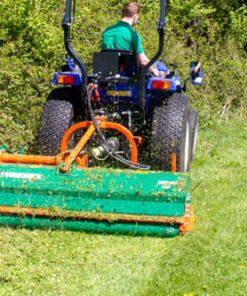 Wessex WFM-175 1.75m Hydraulic Side-Shift PTO Flail Mower