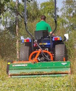Wessex WFM-220 2.2m Hydraulic Side-Shift PTO Flail Mower