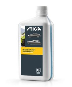 Stiga BOATS AND CARS DETERGENT Pressure Washer Accessories