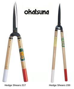 Silky Fox Okatsune Shears Hand Tools KST217